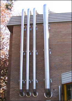Ducting Upvc Stainless